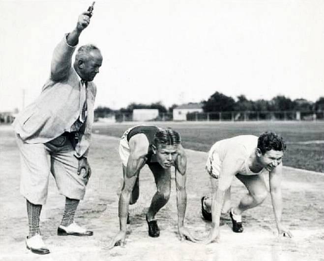 Bob Weaver starts Al and Charley (6/6/1931)