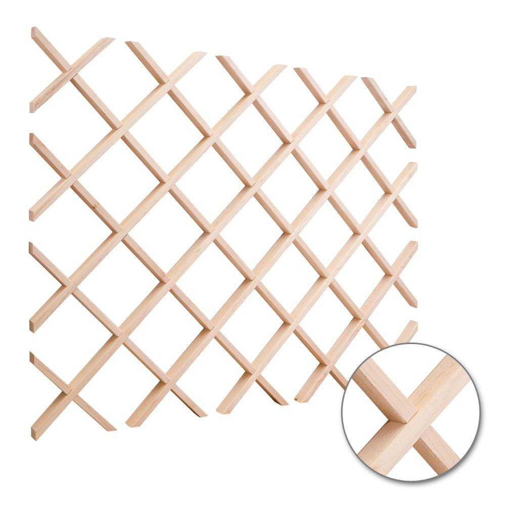 Wine Rack Lattice 2 unrouted