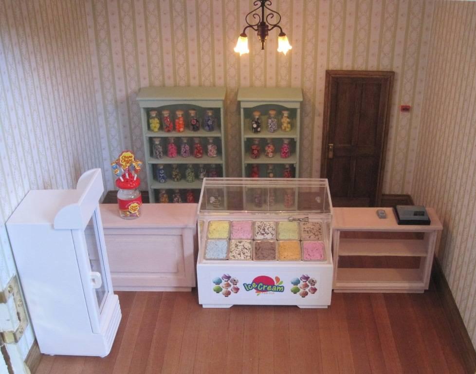Sweet Shop Inside