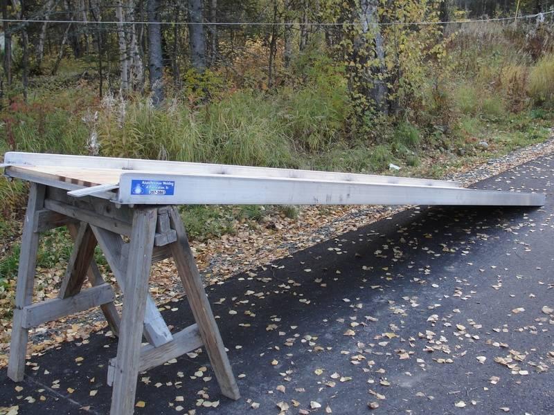 14' wheelchair ramp