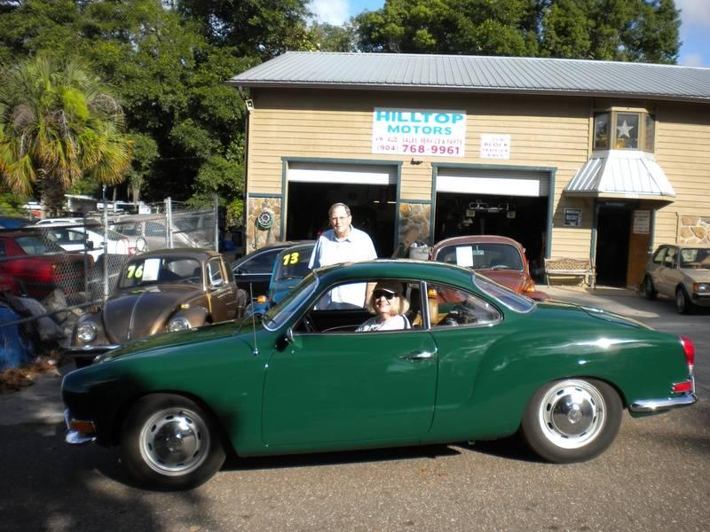David Greens BRG Karmann Ghia Full Restoration!!