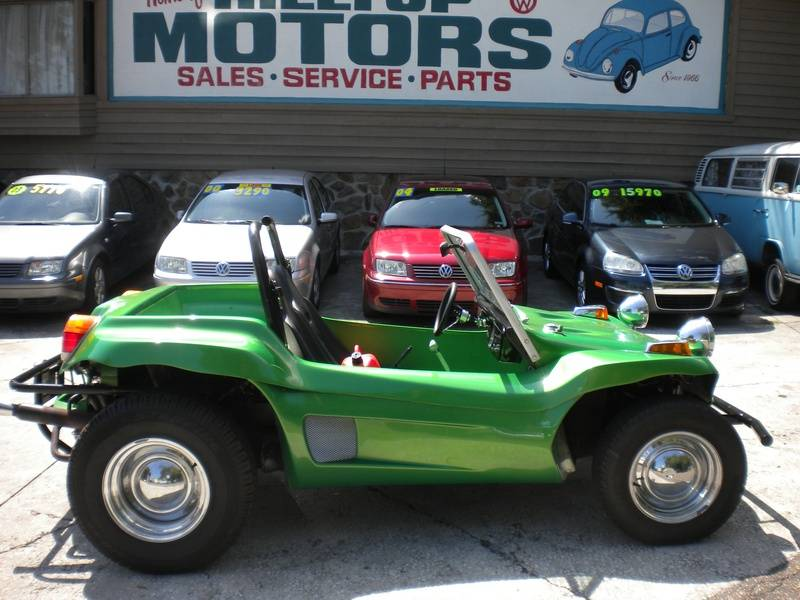 Really Nice Dune Buggy! May be For Sale Soon!