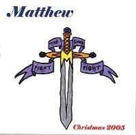 Matthew's 6th CD