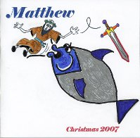 Matthew's 8th CD