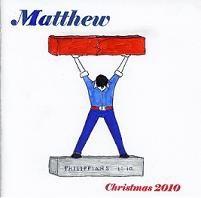 Matthew's 11th CD