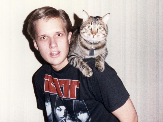 Cat On Ratt