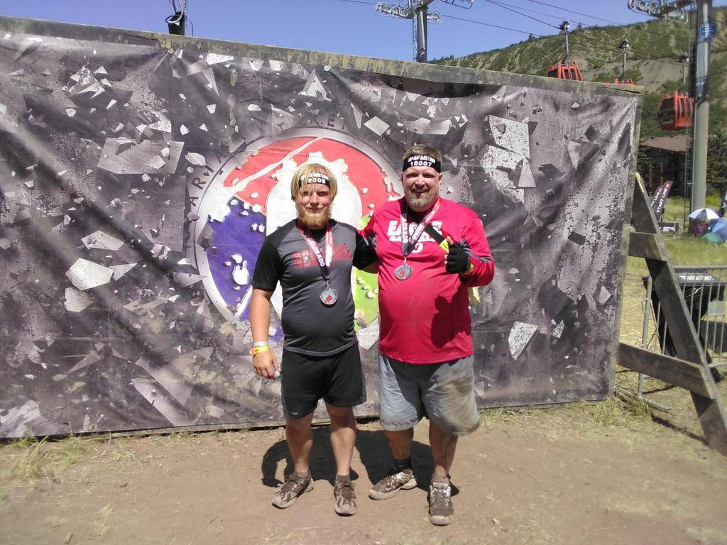 2019 Spartan Snowmass Sprint Finish