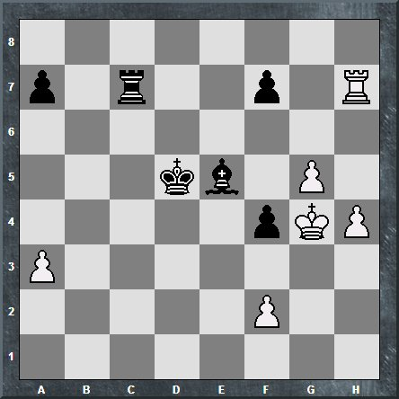 4-4-1 Email Chess Match