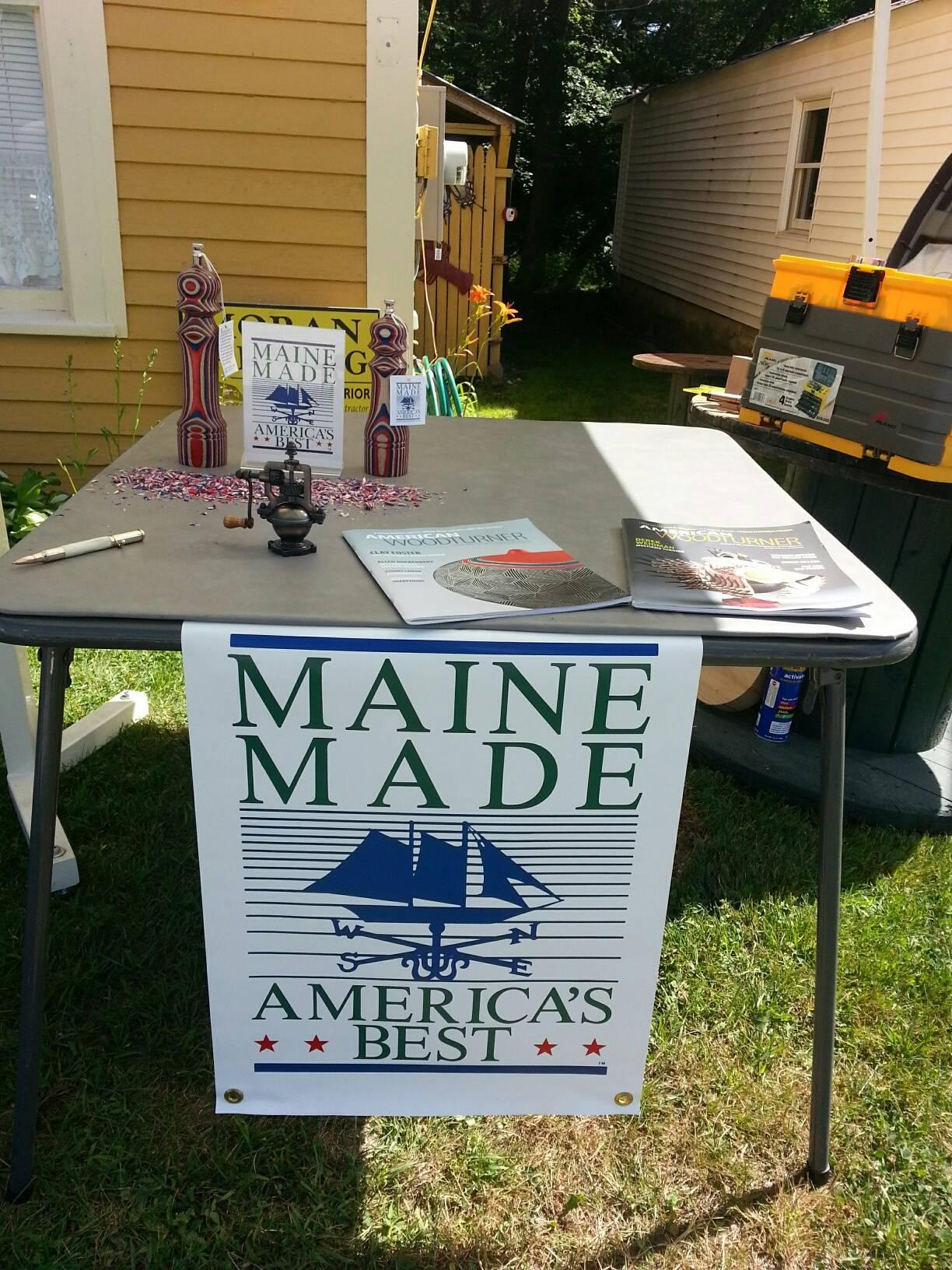 Maine Made