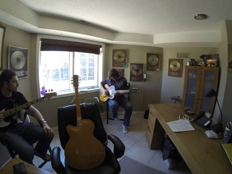Song Writing w/ Livingroom Rockstars
