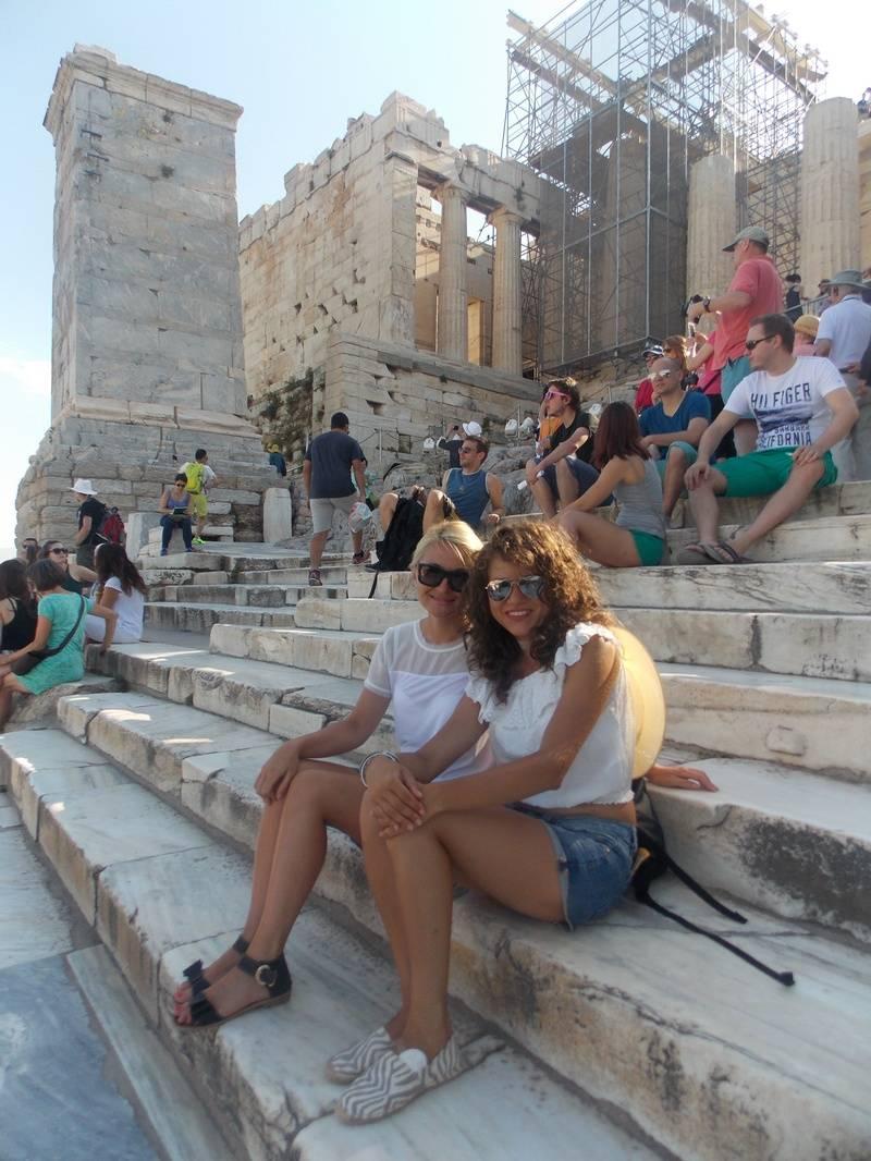Atina Akropolj