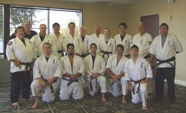 Kyokushin Karate School of The Serpent
