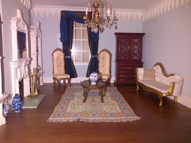 Blue Drawing Room