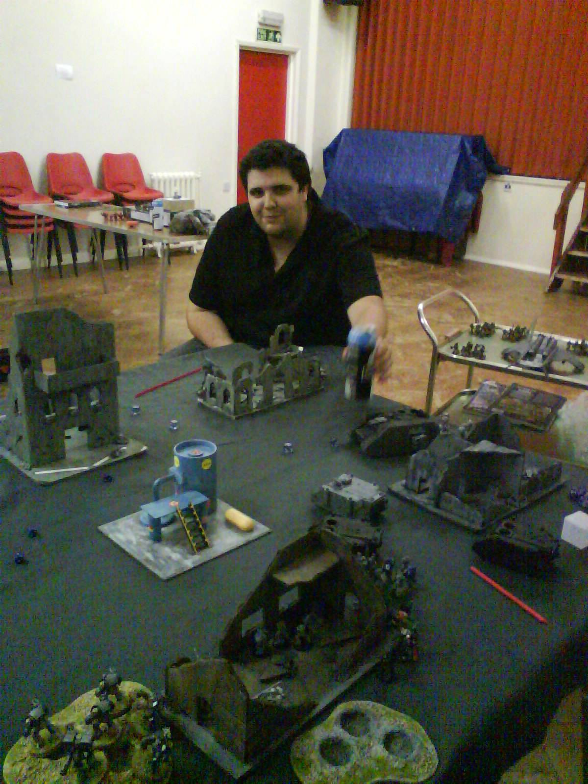4000 point 40k game