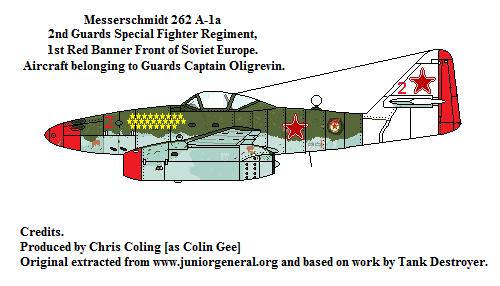 Soviet ME262
