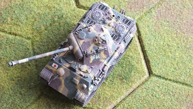 Japanese Panther Tank