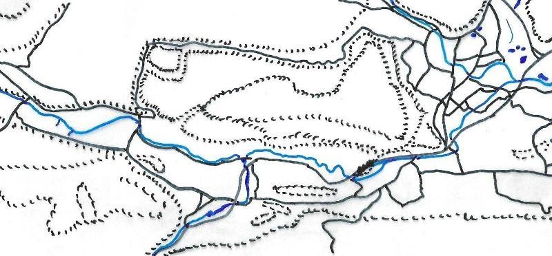 Barebones of the Gail Valley