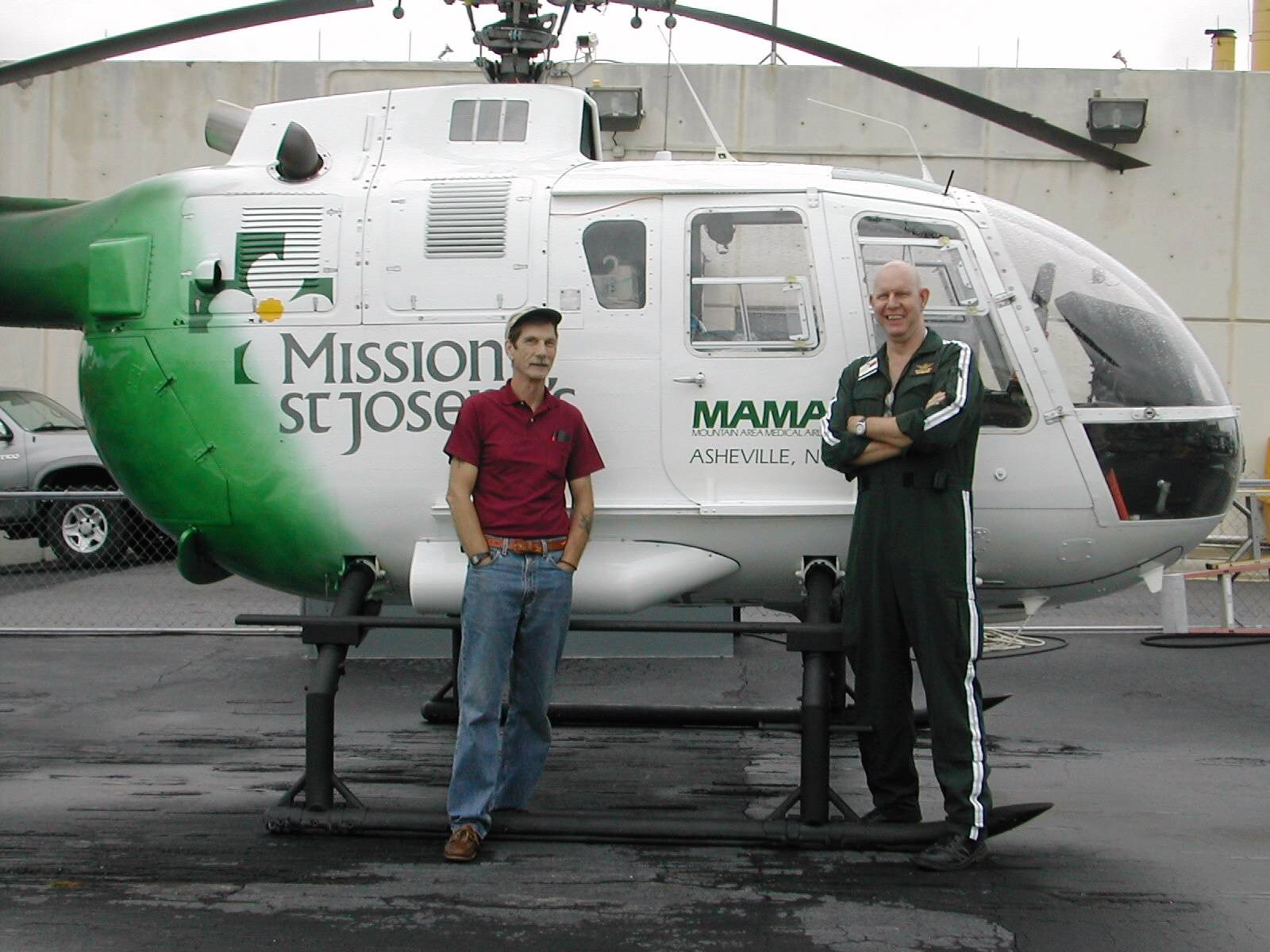 North Carolina Mission Trip