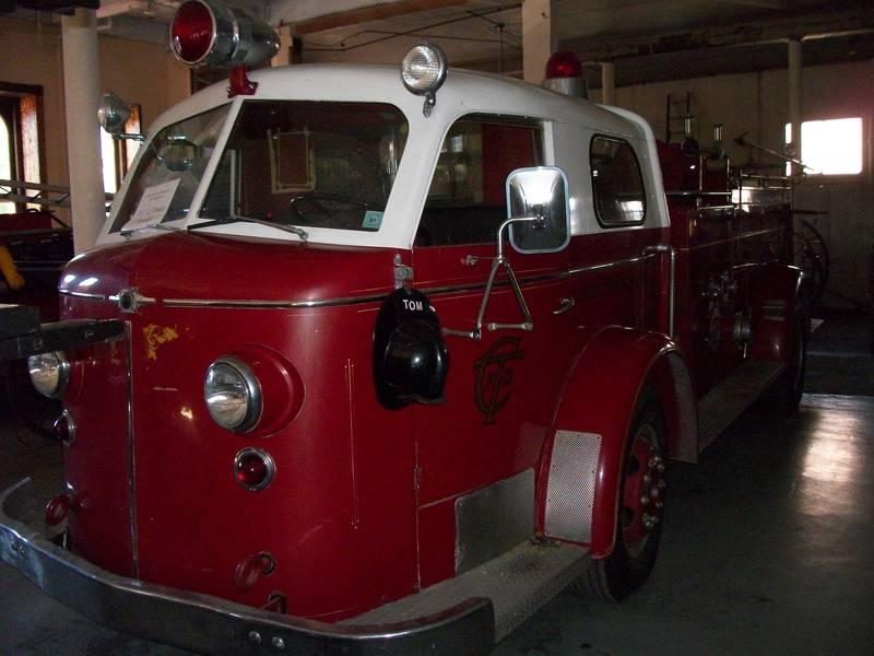 1960 American LaFrance Pumper