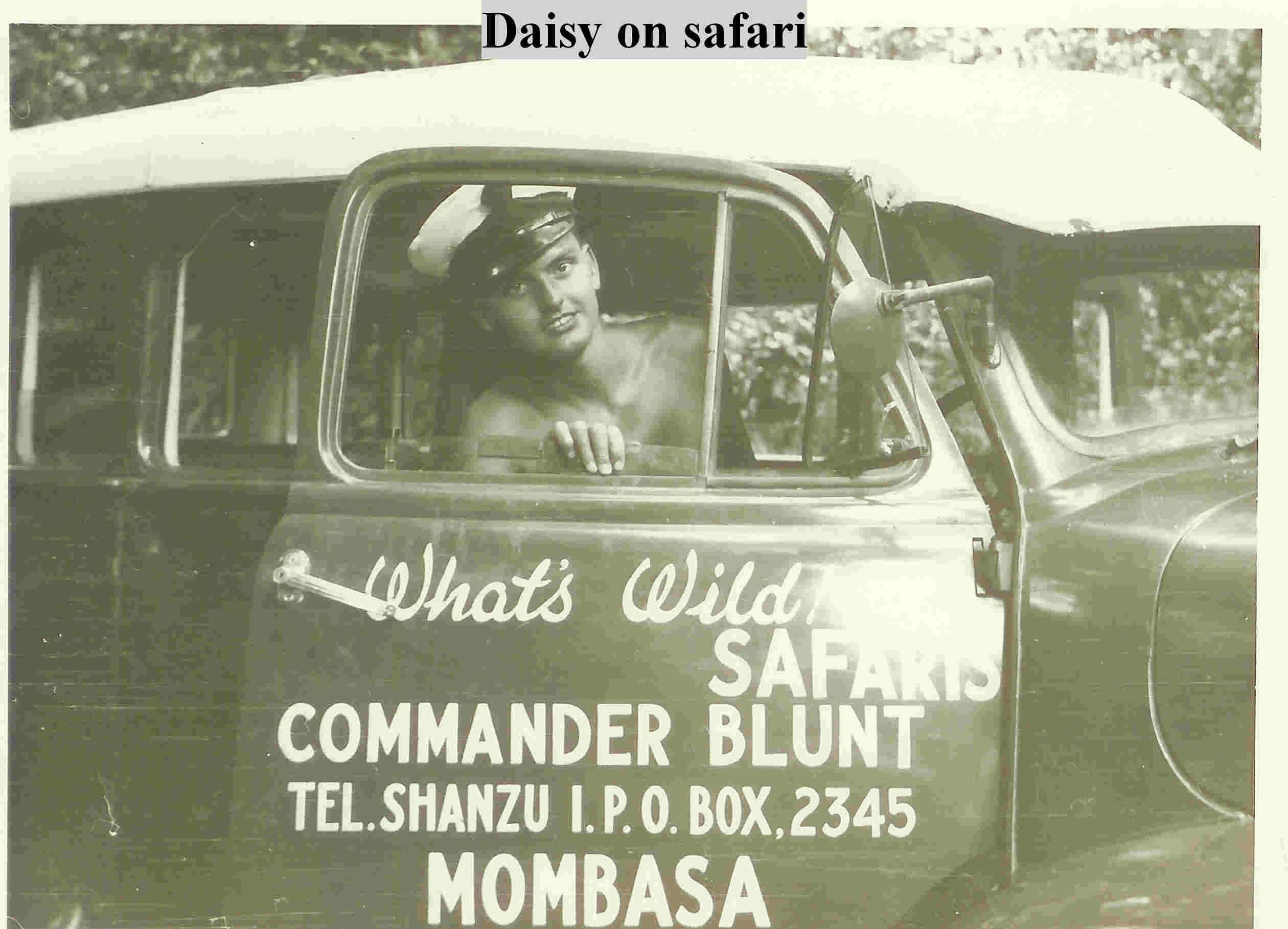 Daisy, Mombasa