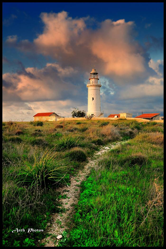 The lighthouse!