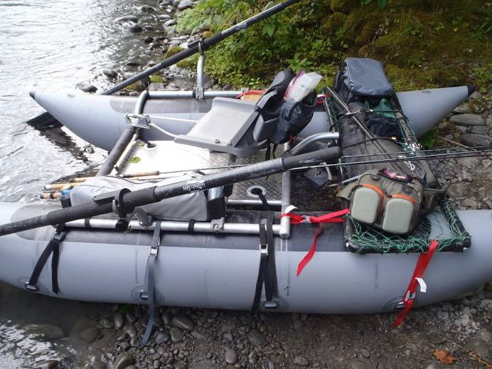 9 Ft. Custom Boat