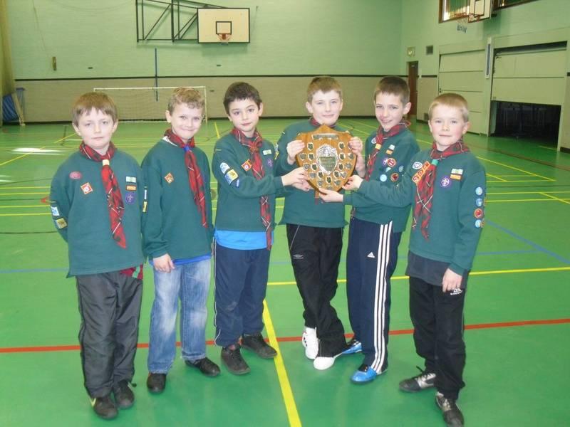 Cub Football Winners 2010