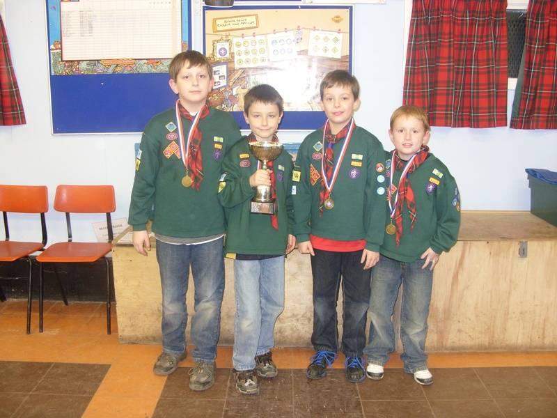 Kinghorn Trophy Winners 2011