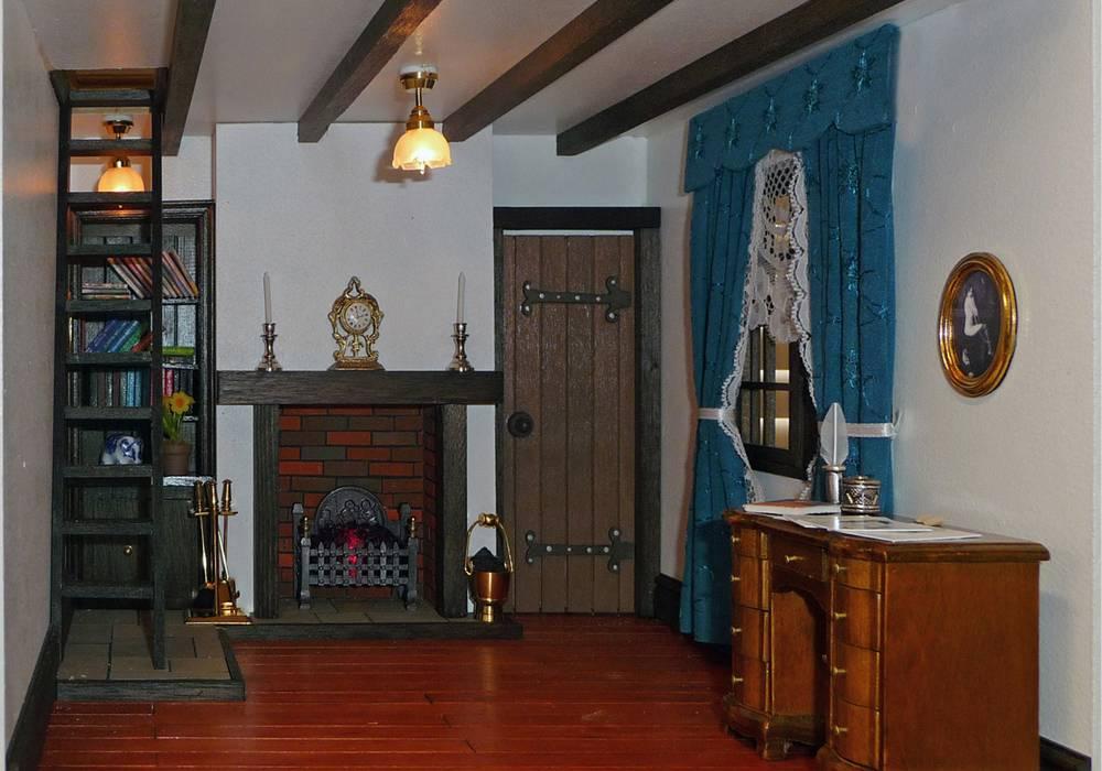 Candleford Cottage Living Room