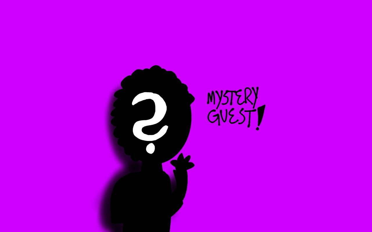 Mystery Guest Star! :O