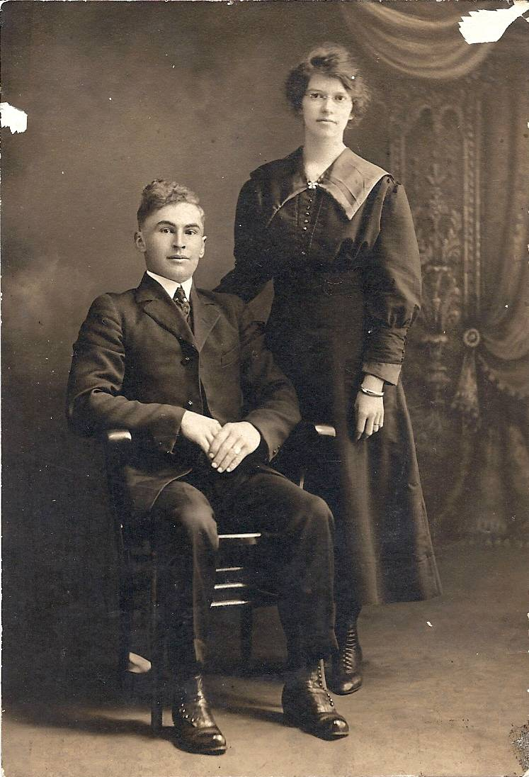 William and Anna L. (Fisher) Acker