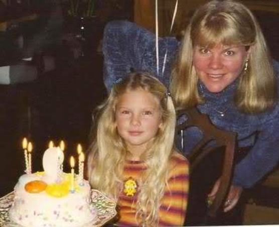 Taylor's 9th birthday