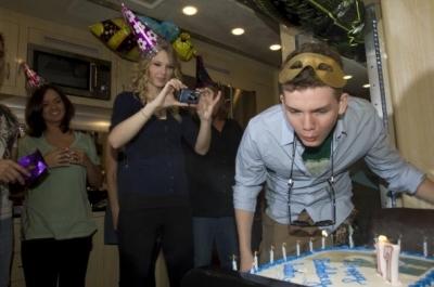 Austin's birthday 3