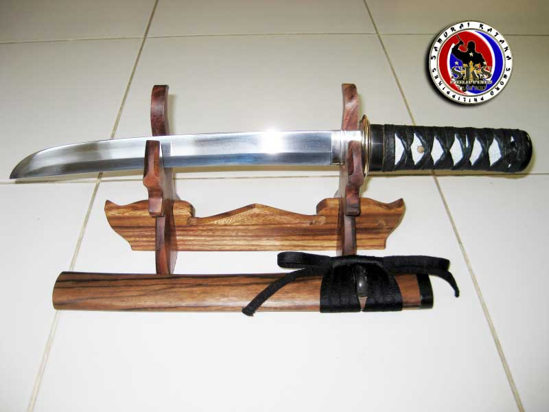 Magnum Tanto 12 Inches Blade with Display Rack