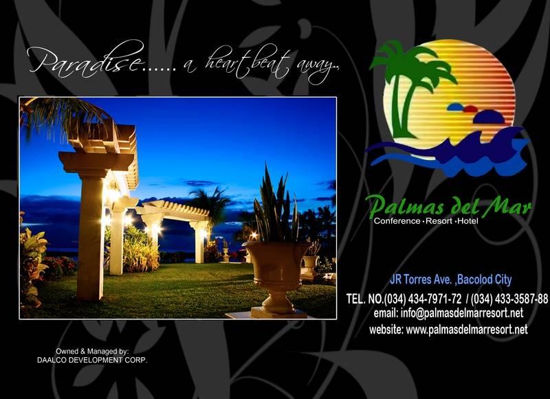 Palmas del Mar Postcard