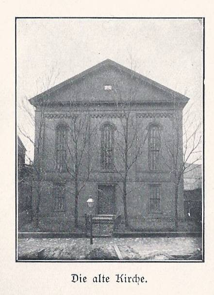 Church Exterior before 1891