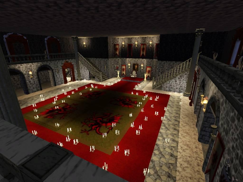 Vlad's Castle Hall