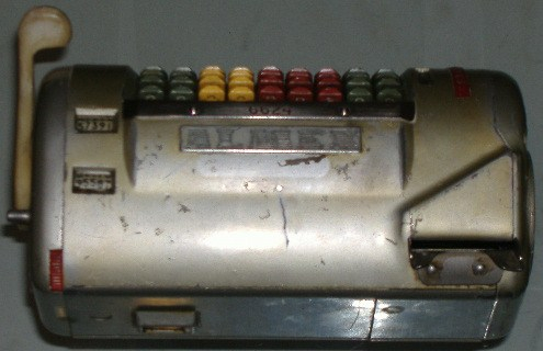 ALMEX INSERT MACHINE
