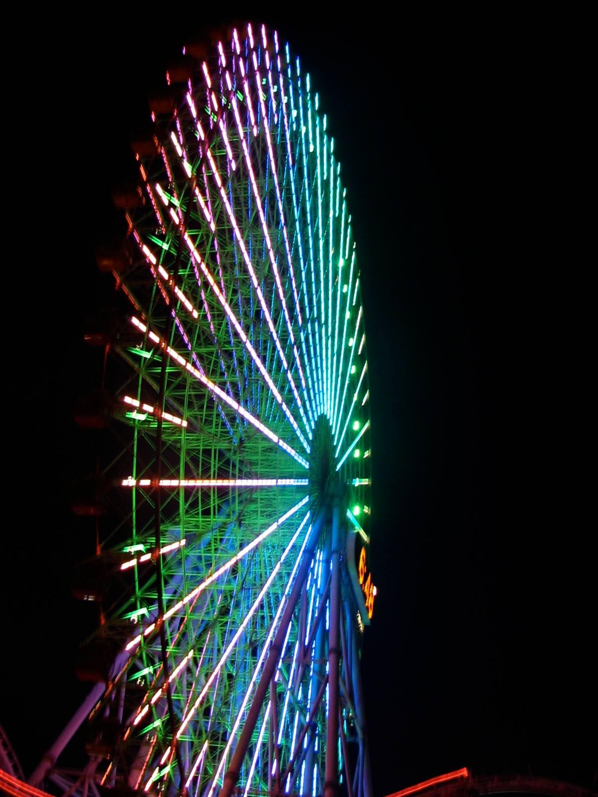 yokohama farris wheel