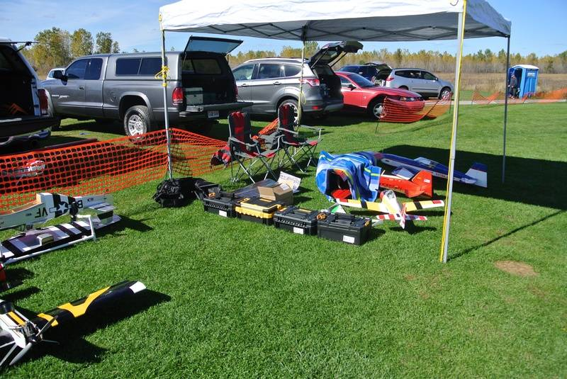 UFO vs. Signal Seekers Contest and Picnic 10-11-2014