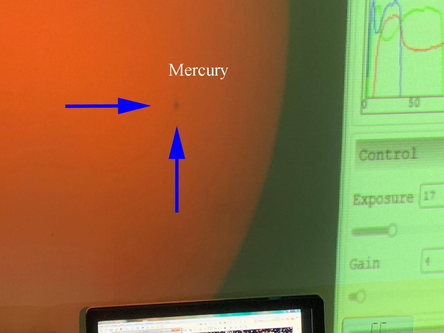 3 Mercury in Transit 2019 at BLAS