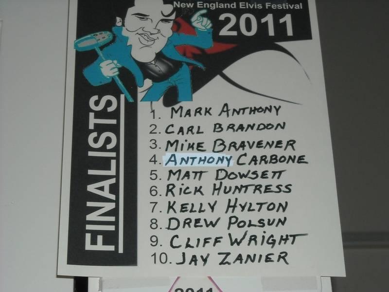 Finalist!!