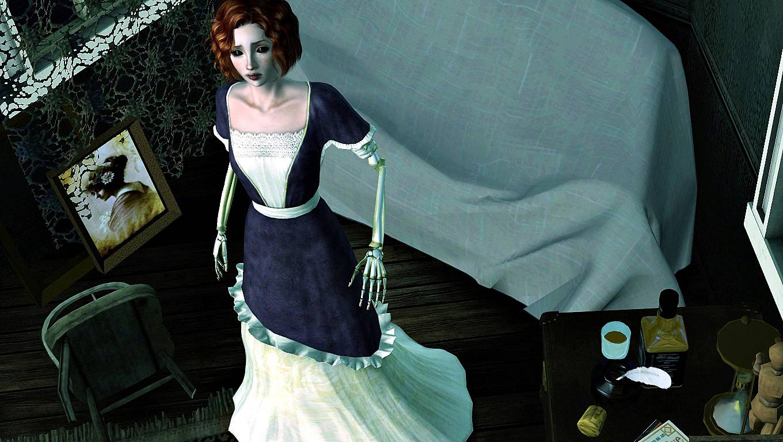 Halloween Story - Marry Jane, weird :)