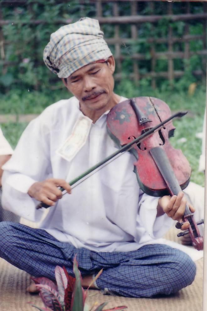 """Genguli"", a traditional tanchangya fold singer"