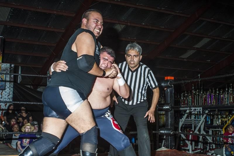 Dustin Daniels vs Porky