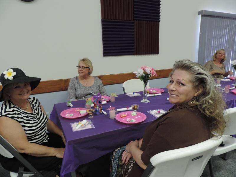 Donna, Ellen, Laurie