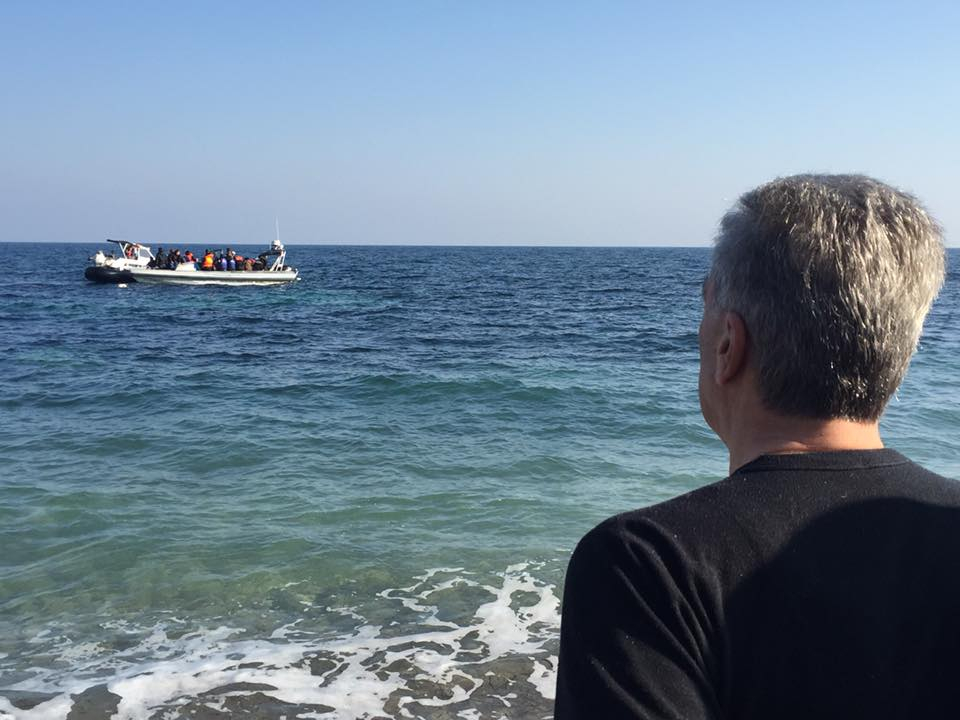 Alone by the crisis of a whole Europe
