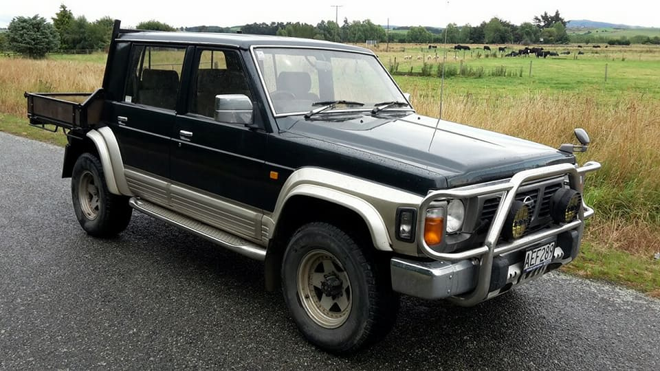 1996 Nissan Safari