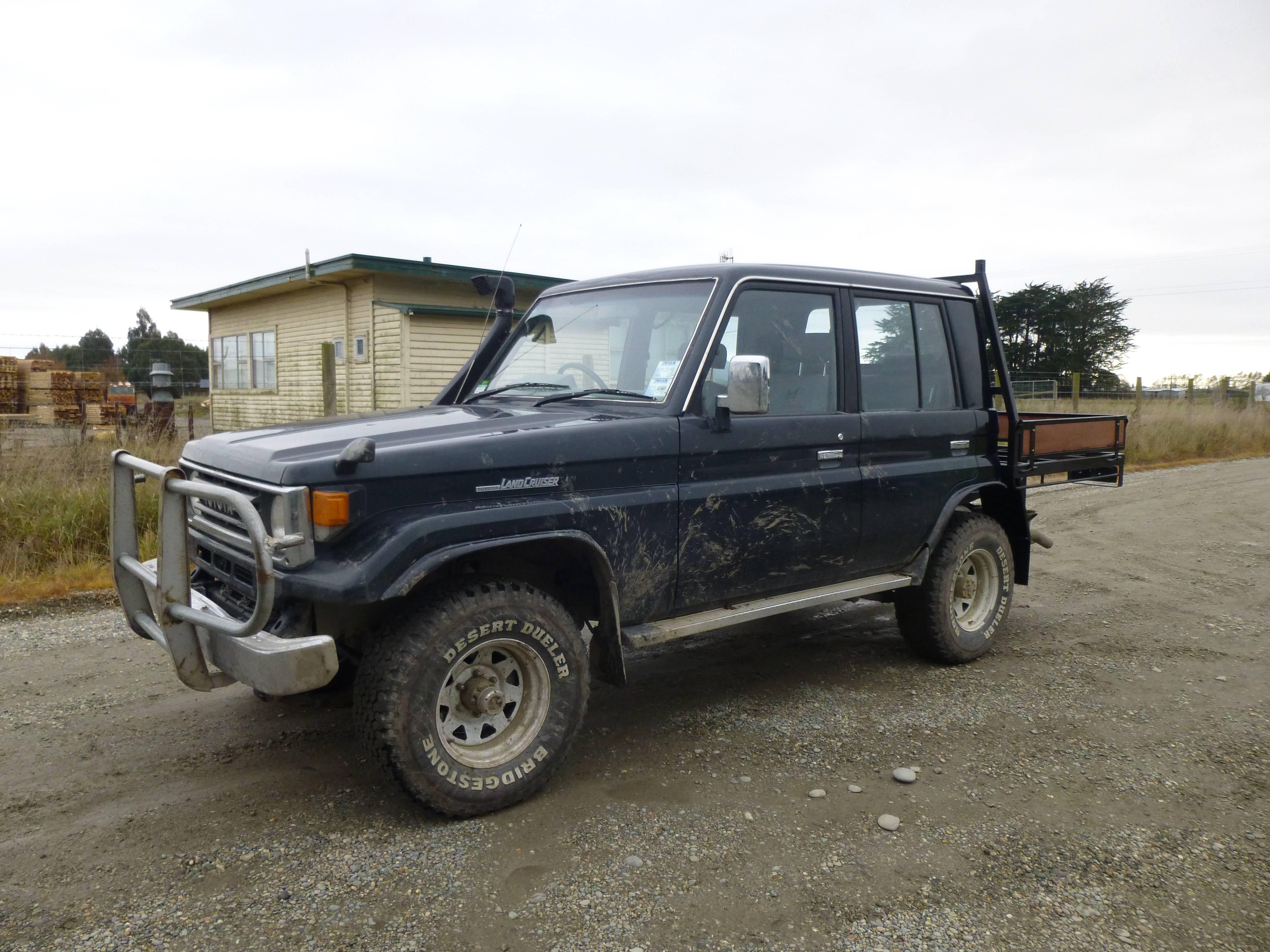 1989 Toyota Landcruiser