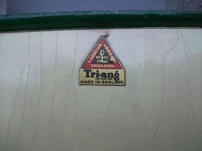 Triang Sticker